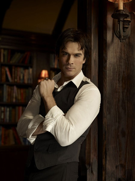 The Vampire Diaries -- I can't get real hooked on the show, but Ian Somer-however-you-spell-it is a good reason to give it a shot.