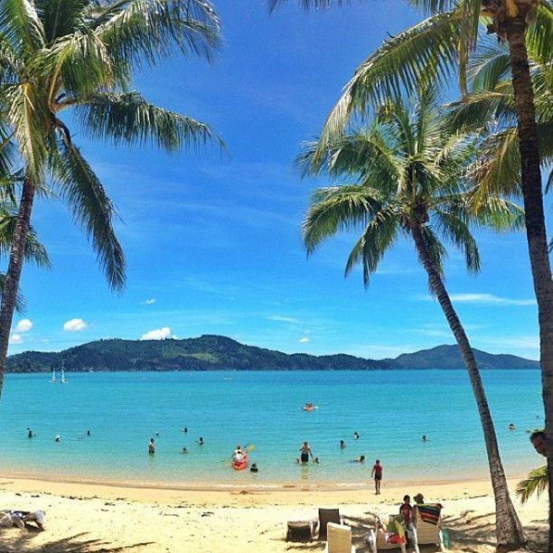 #Hamilton Island #Queensland #Australia