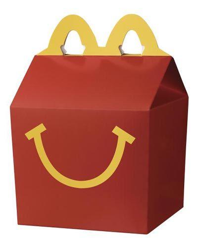 Happy  Credit: McDonald's Happy Meal