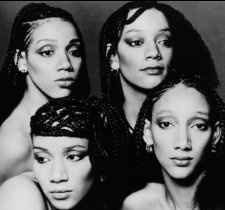 Sister Sledge is an American musical group from Philadelphia, Pennsylvania, formed in 1971 and consisting of four sisters: Kim Sledge, Debbie Sledge, Joni Sledge, and Kathy Sledge. They are granddaughters of the former opera singer Viola Williams