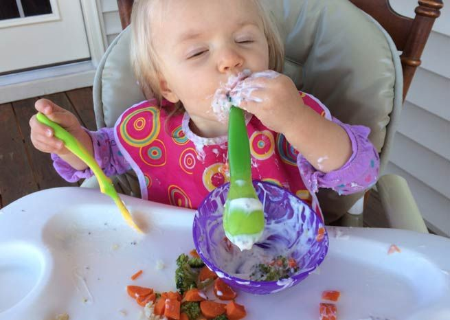 What Eating Looks Like at 1-year Old, 1 year old food ideas