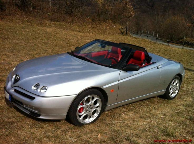 Alfa Romeo Spider 3.0 24v (2000)