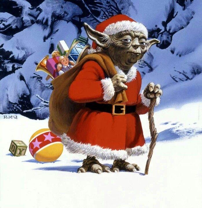 weihnachtsgrüße star wars