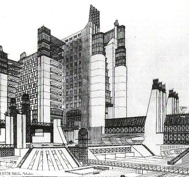 best dw РИСУНОК paper architecture images  futurism essay or nt futurism and the machine adolf loos and f t marinetti