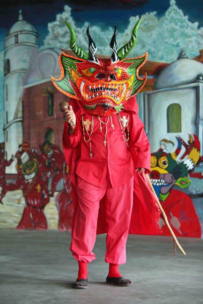 Diablos Danzantes de San Francisco de Yare #Venezuela #Fiesta #Cultura