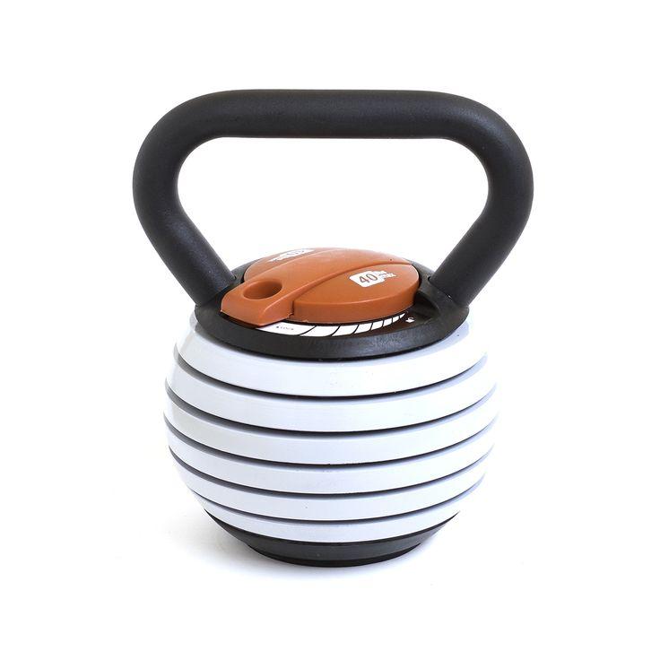 10 -40 lb adjustable kettlebell