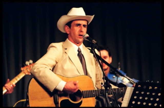 Duff MacDonald as Hank Williams Sr. Promotional Video - Duff MacDonald's Musical Tribute to Hank Williams Sr., a Legend of Country Music.