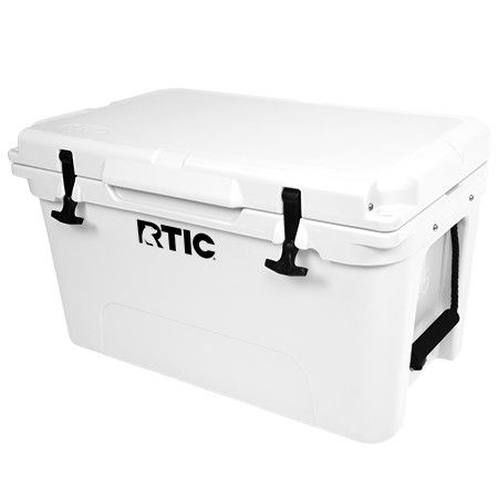 "RTIC 45 - Keeping ice for up to 10 days is easy as the walls of RTIC coolers contain 2"" of pressure-injected commercial grade polyurethane foam insulation and our lids have up to 3"" of the same premium foam."