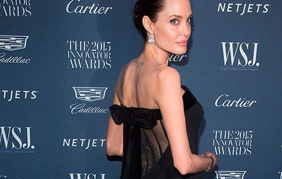 Angelina Jolie refused for breast surgery because of thinness