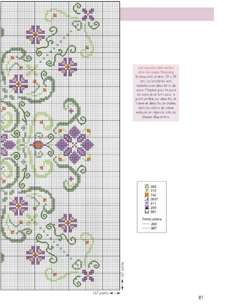 2 pillow designs 4/7