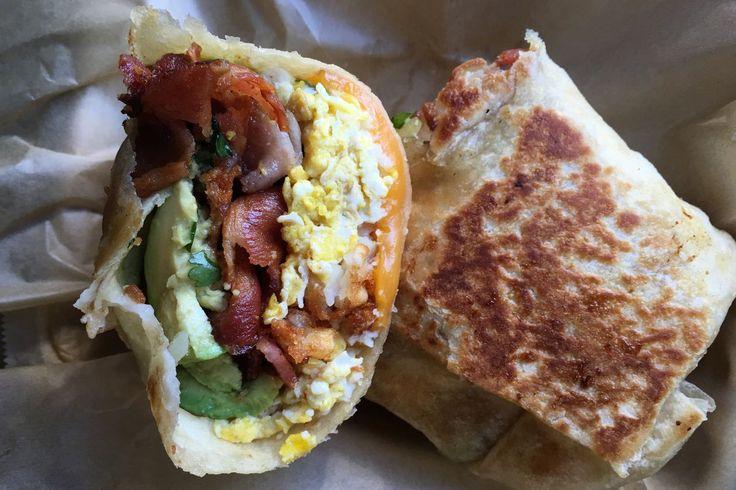 Las best breakfast burrito truck rolls into austin