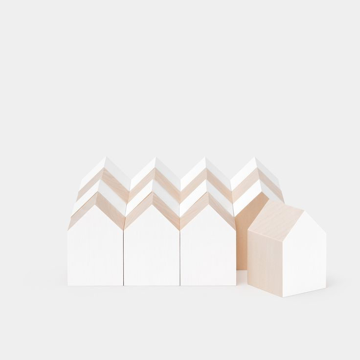 Archiblocks is a construction set of building blocks created by Cinqpoints, whose mission is to spread contemporary architecture to a larger audience.