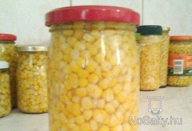 Hogyan tegyem el a főtt kukoricát télire? - Praktikák / tartósítás - NoSalty - Mit hogyan?