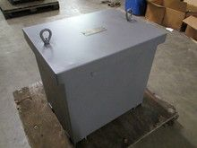 Reliance 20 kVA 460 Delta to 230Y / 133 V 3 Phase Dry Type Transformer 77561-19Y. See more pictures details at http://ift.tt/21dYNY2