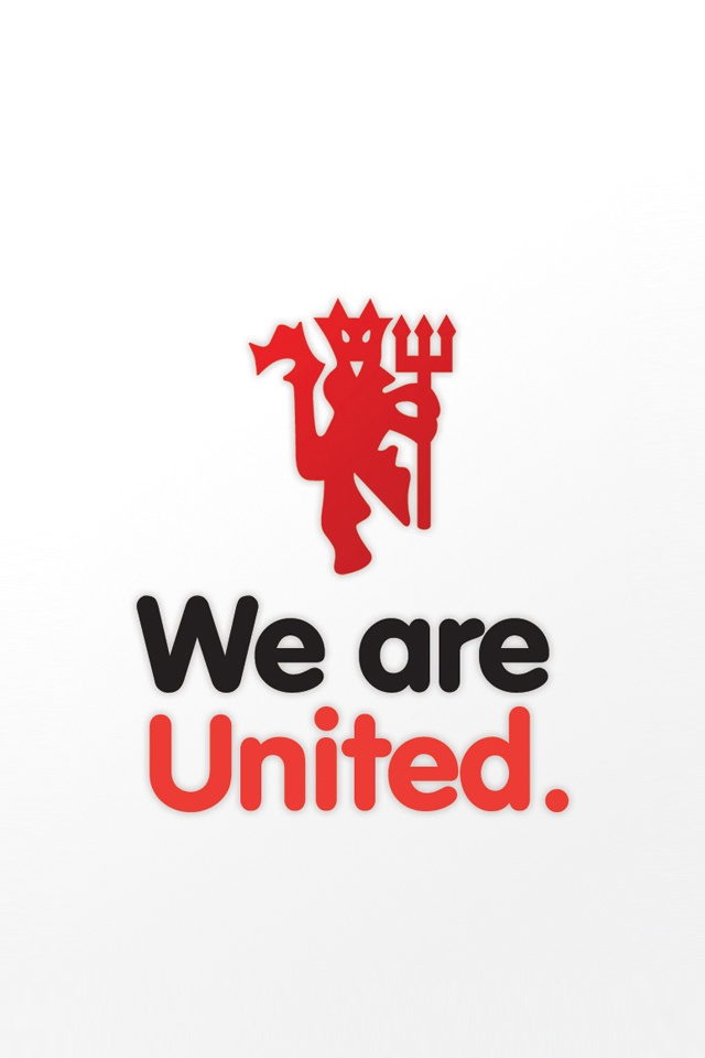 We are united...