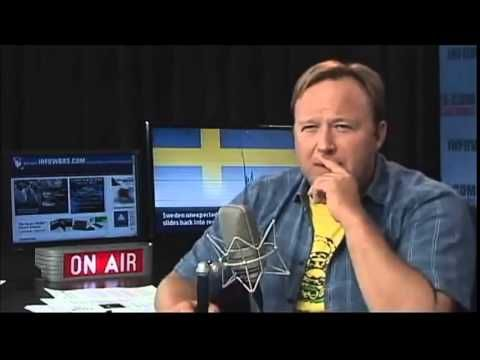 Alex Jones Takes a Call On Hitler & Histroy on WW2