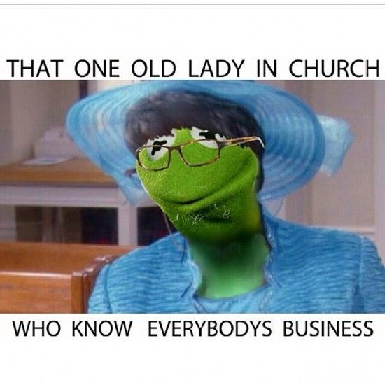 Funny Church Memes We Can All Relate With (15 Photos) THIS IS MY GRANDMA
