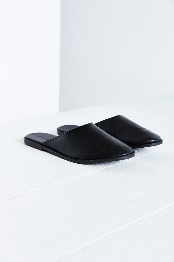 Urban Outfitters Cooperative Leather Mule