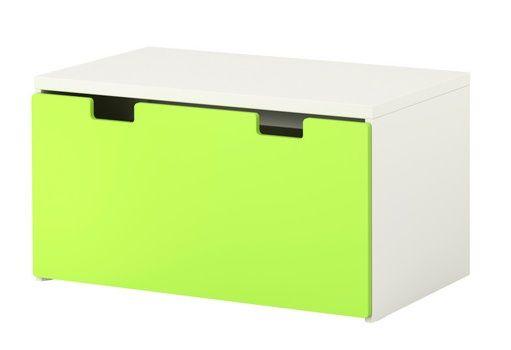 Novilon Slaapkamer : IKEA Stuva Storage Bench