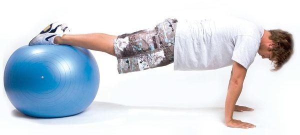 Swissball pour débutants : simples exercices pour commencer. - MegaForme santé, fitness, régimes minceurs et bien-être.