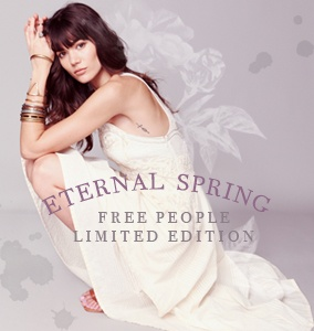 Free People - Boho & Indie Clothing, Designer Shoes, Fashion Accessories