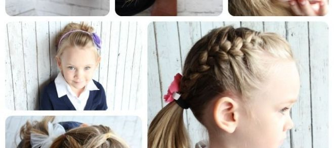 25+An Unbiased Perspective on Quick and Easy Girl Hairstyles for School – www.Cl…, #hairstyles #perspective #quick #school
