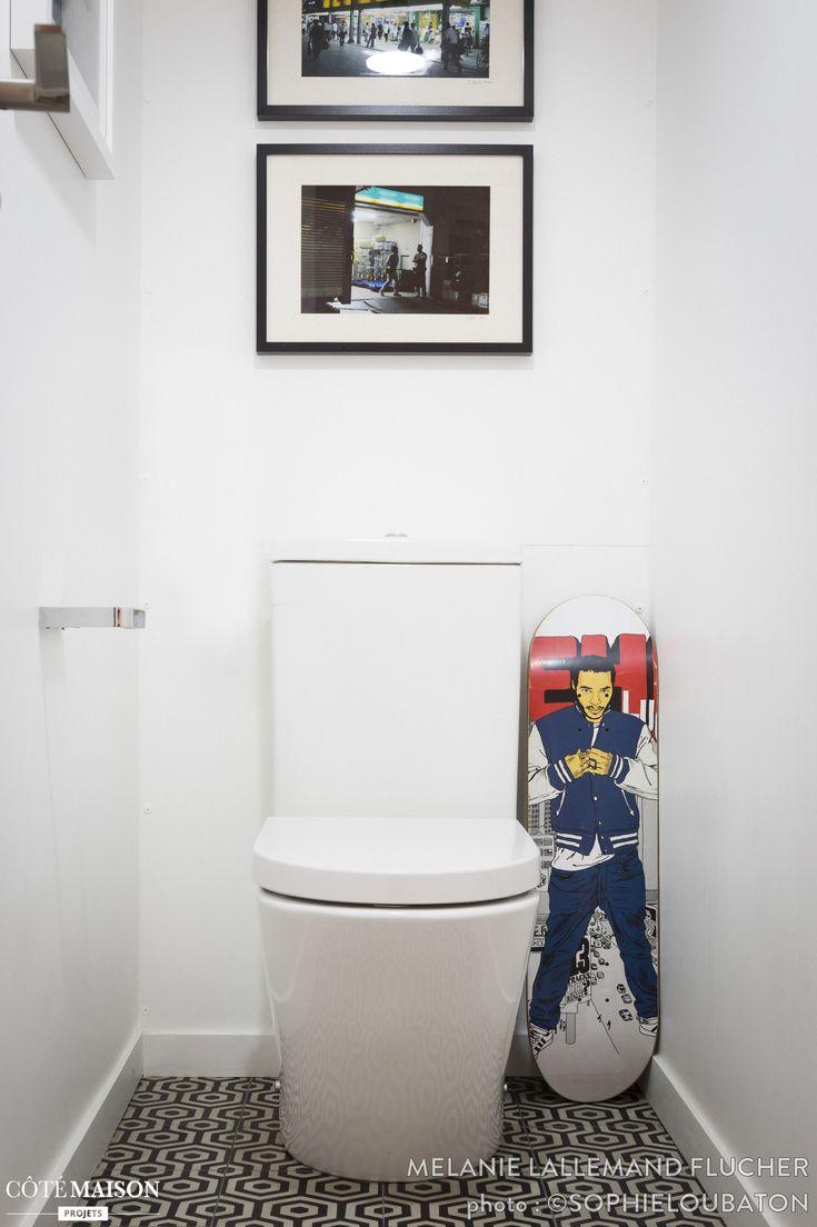 136 best toilette wc styl s images on pinterest. Black Bedroom Furniture Sets. Home Design Ideas