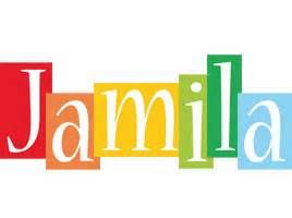 jamila logo colors style this jamila logo may be used anywhere your ...