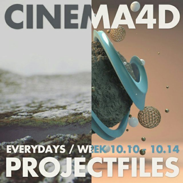 SHOPLINK IN BIO (sellfy.com) - Cinema 4D Scene files (.c4d) - Everyday October week 1&2 - Just €1.99 per set #c4d #cinema4d #progressbeforeperfection #projectfile #c4dart #maxon #sellfy #onlinesale #onlineshop #3dart