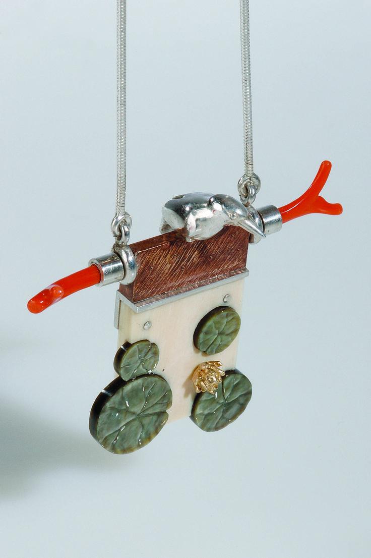 Necklace Kingfisher