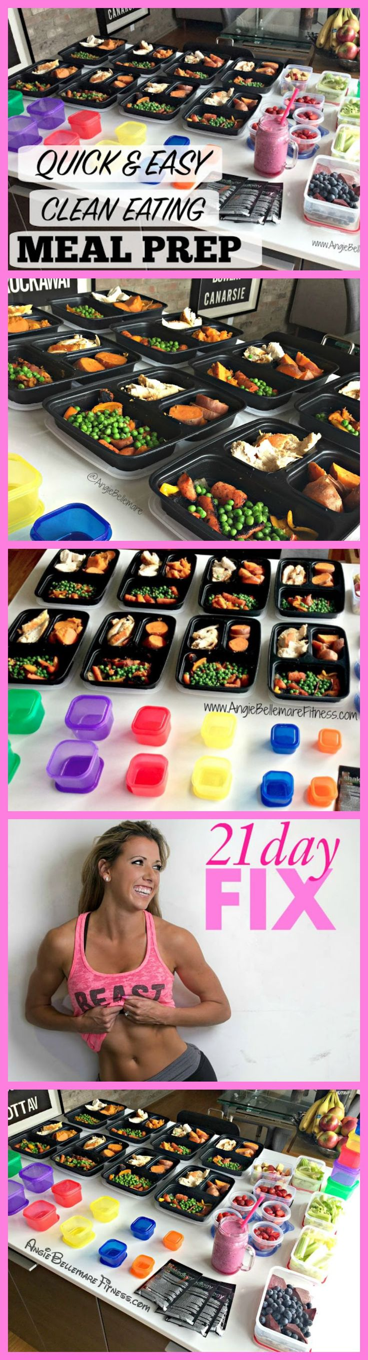 Meal prep Mondays are the best! You can set yourself up for a full week and stay on track ! CLICK the pin to see my secret weapons, and how I get REAL, long lasting results. I share recipes, videos, how I cook, and more ! REPIN if this is helpful! :-) #mealprep #21df #portioncontrol