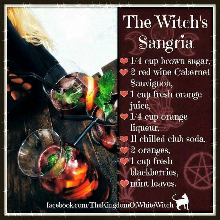 The Witch's Sangria. I'm guessing it's 2 bottles of Cab Sav....