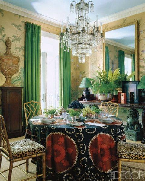 Boho Apartment Ideas   39 Original Boho Chic Dining Room Designs