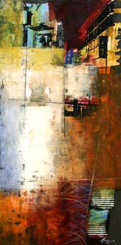 Red Sky Blue Heart - Pietro Adamo