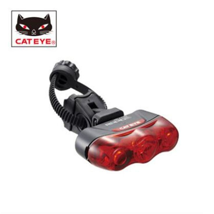 TL-AU630 CATEYE bicycle light mountain bike LED warning lights bicycle accessories