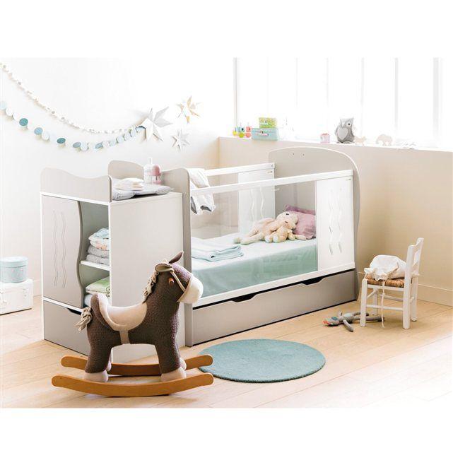 17 meilleures id es propos de lit volutif sur pinterest - Lit integre dans un meuble ...