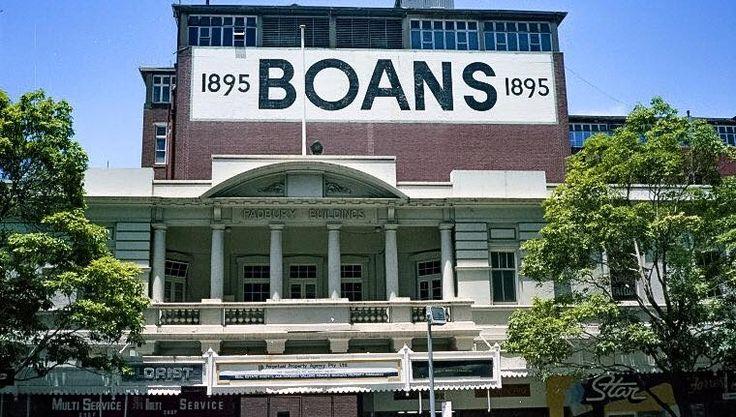 1895 - 1986 - Boans Perth City