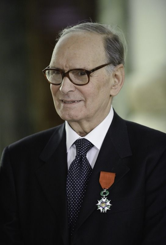 Ennio Morricone Wins Best Original Music At 2016 BAFTAs, Proving That Age Is Just A Number