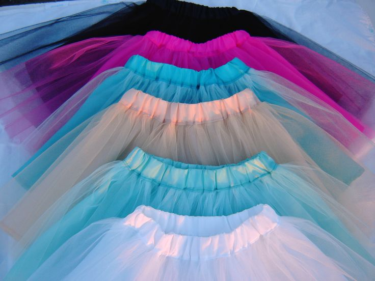 Tulle Tutu - Tutu Skirt - Girls tutu