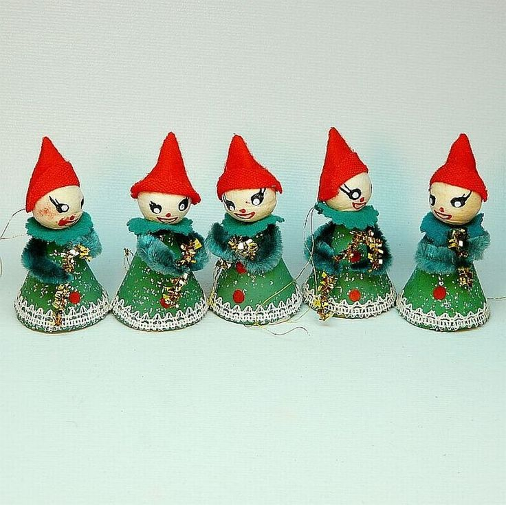 Opinion Japan vintage elf ornaments what necessary