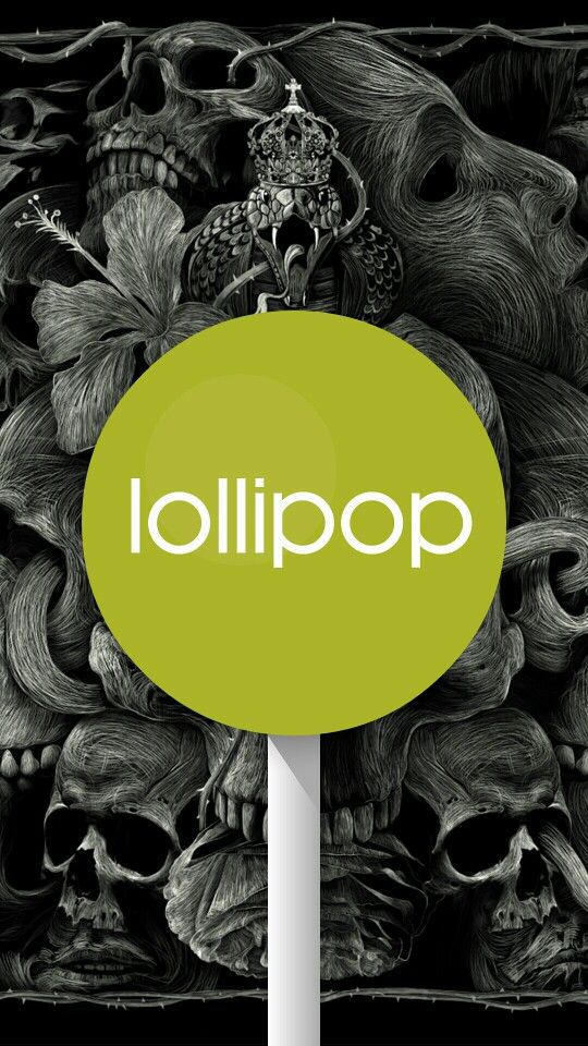 Android Lollipop  #note3