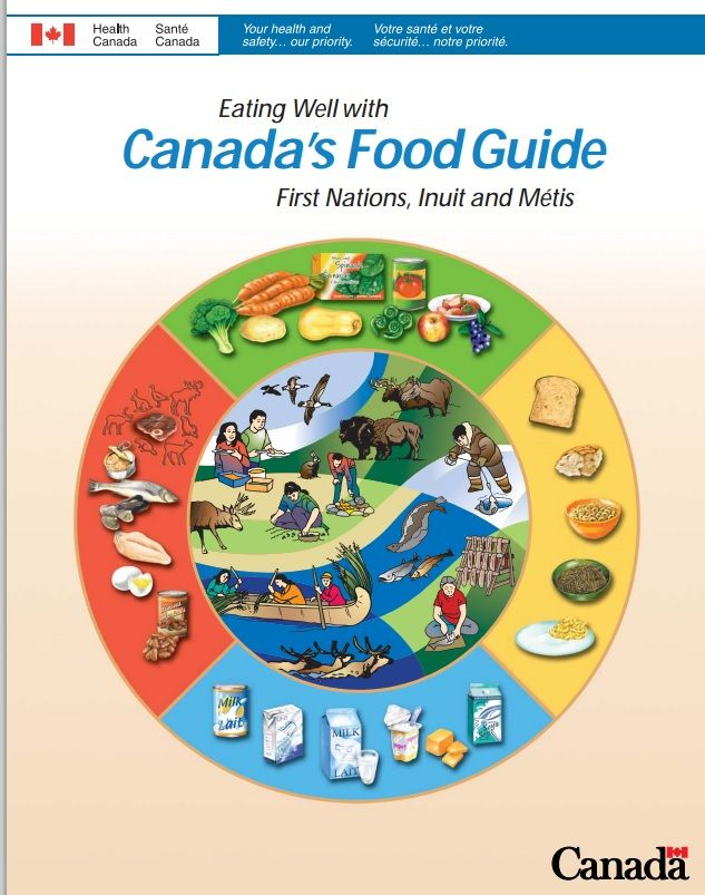 canada food guide for toddlers