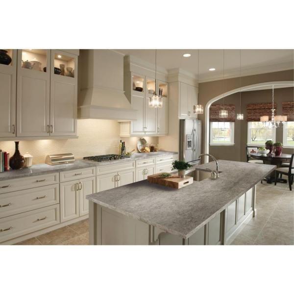 Kitchen Countertops Home Depot: Dekton 4 In. Ultra Compact Surface Countertop Sample In