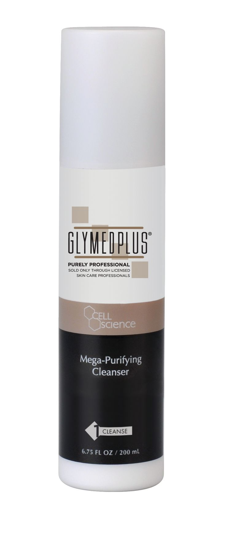 GlyMed Plus Mega Purifying Cleanser