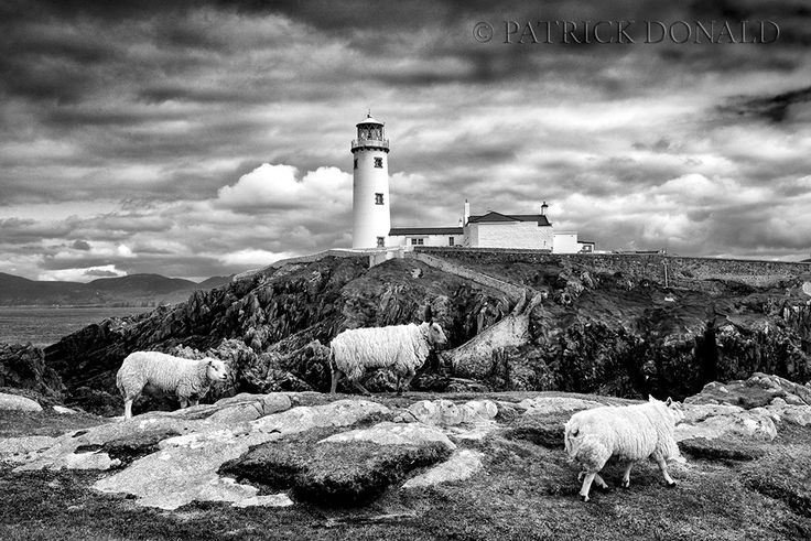 Fanad Lighthouse, Co.Donegal