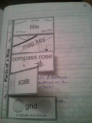 Great idea to make vocabulary words a bit more interesting! Could adapt it from middle school to elementary grades...Would be a good idea for a word work journal even! :)