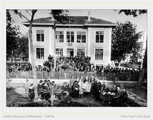Adapazarı Halk Evi (1940)