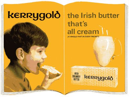 Kerrygold - the king of butter