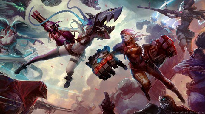 Descargar | League of Legends