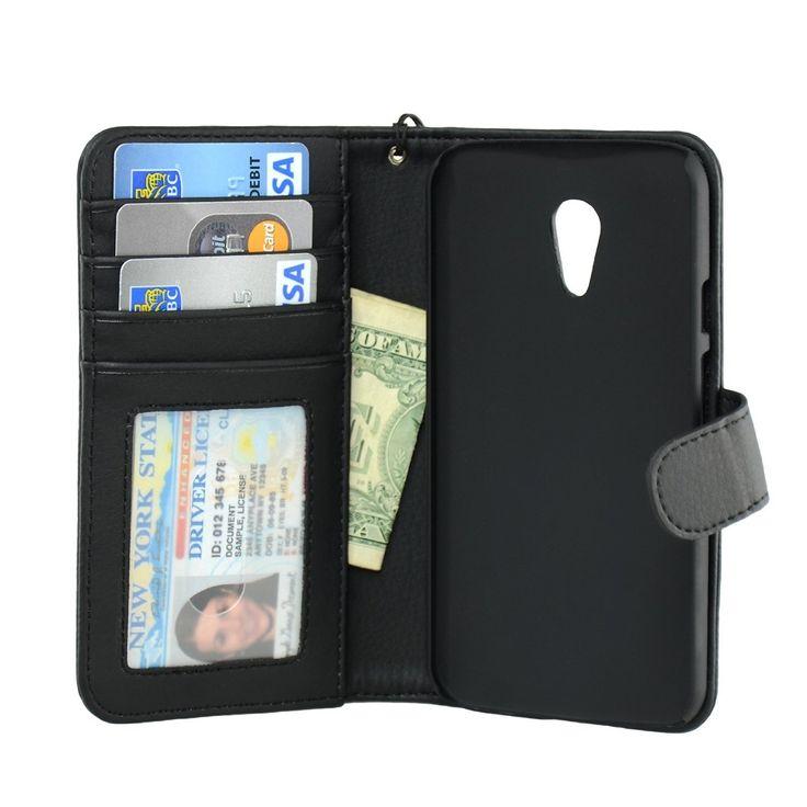 Motorola Moto G 2nd generation Wallet Case - Navor